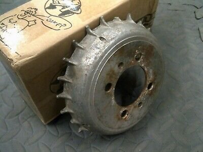 Vespa - Front Brake Drum Outer - 23209 (1959 - 1962)