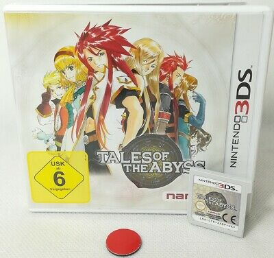Tales of the Abyss | Nintendo 3DS | New 3DS |XL | 2DS | gebraucht in OVP