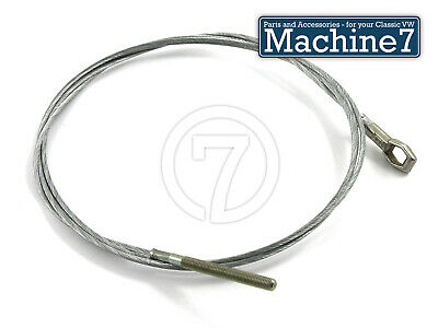 Classic VW Beetle Gearbox Clutch Cable Type-3 Notchback Squareback Variant Fast