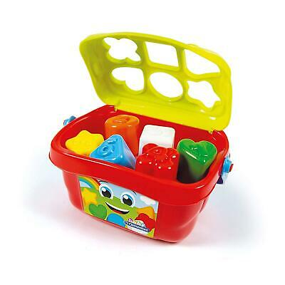 Clementoni Baby Shape Sorter Bucket Learning Toy