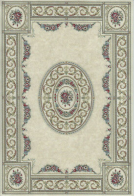 """7/"""" x 10 1//2/"""" 1:12 or 1/"""" Scale Dollhouse Miniature Area Rug Approx 0000771"""