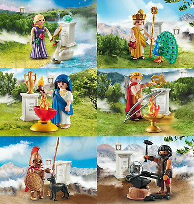 Playmobil Greek Gods NEW 70213 70214 70215 70216 70217 70218 NO Boxes