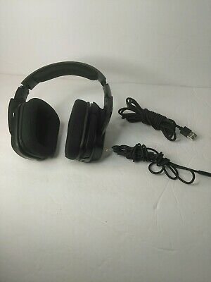 LOGITECH G633 ARTEMIS Spectrum RGB 7 1 Dolby Headset (FOR PARTS