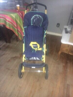 GRACO FASTACTION FOLD Jogger Travel System (Stroller and Car Seat