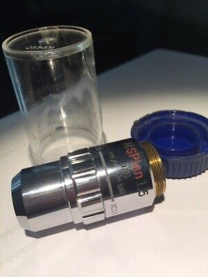 OLYMPUS MICROSCOPE OBJECTIVE MS Plan 1.5  0.04  f=180