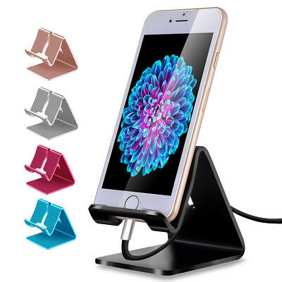 Universal Mobile Phone Cell Phone Holder Table Desk Stand For Samsung iPhone KY