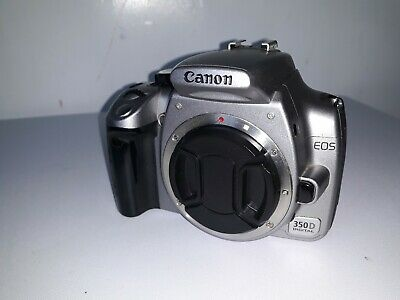 CANON EOS REBEL XT 350D Digital Camera - Model DS126071