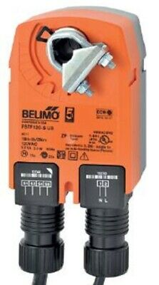 Belimo FSTF24 US Fire and Smoke Damper Actuator, On/Off, FSTF Series, 24 Volt