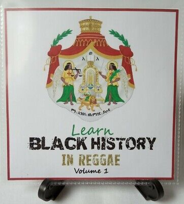 Black History in Reggae - Volume One - Educational & Essential Roots Reggae
