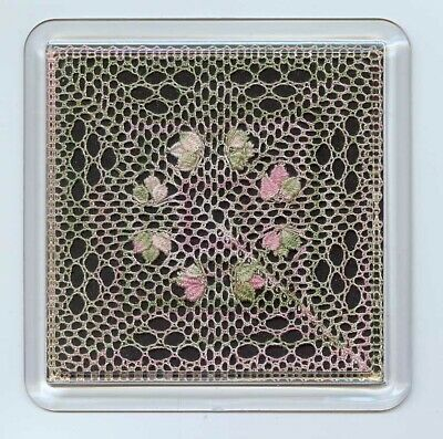 Spring Coaster Torchon Bobbin Lace Pattern Lacemaking *PATTERN ONLY*
