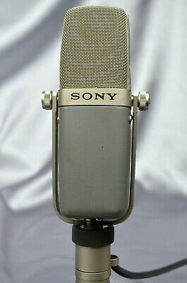 SONY C-38B Condenser Microphone Mic Only
