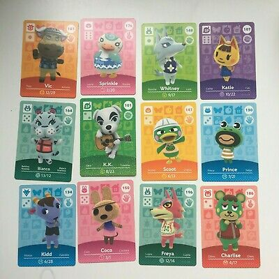 Animal Crossing Amiibo Cards | Series 2 | 101 - 200 | Choose Your Own | NEW