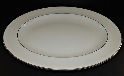 Royal Doulton Amulet Pattern H4998 Oval Serving Plate Fine Bone China England