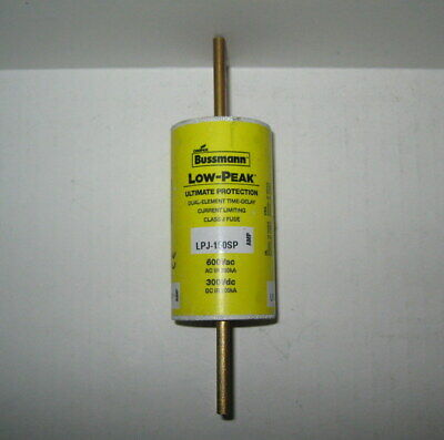 Bussmann Low-Peak Class J Fuse LPJ-150SP Tested, Dirty, Distressed