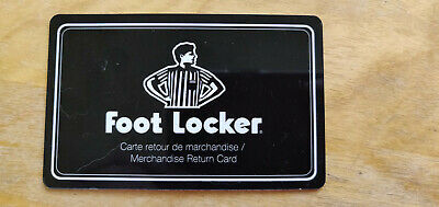 $250 Footlocker CANADA gift card. Free shipping and emailed code available.
