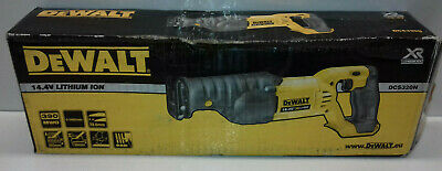 DeWALT DCS320N 14.4V Cordless Reciprocating Saw