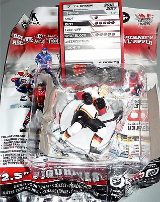 """Anthony Mantha Red Wings de Detroit 2.5/"""" série 4 NHL Imports Dragon Figure Loose"""