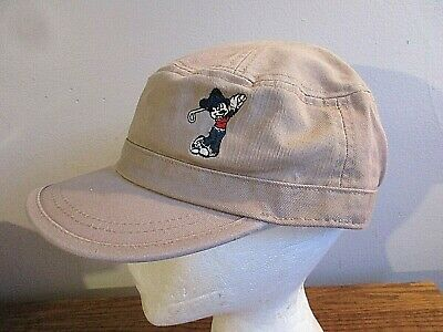 00e5dbcd11b DISNEYLAND PARK BUCKET Hat New With Tags With Mickey Logo Adult ...