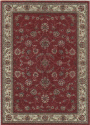 """1:24 or 1//2/"""" Scale Miniature Dolhouse Area Rug approx 3-1//2/"""" x 5-1//2/"""" 0000766"""