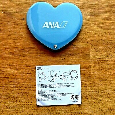 ANA Airlines NH All Nippon mirror cosmetic LAX A 380 B 747 Dreamliner 787 star