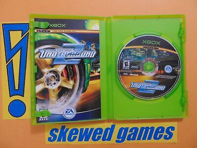Need For Speed Underground 2 - cib - XBox Microsoft