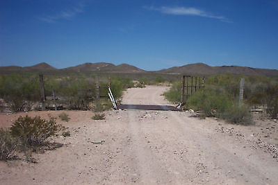OWN PART OF THE HUGE 32,000 ACRE GUNSIGHT HUNTING RANCH W. TEXAS -$150 Per Month