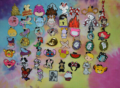 GIRL PINS ONLY!!! DISNEY World trading PIN LOT 50 FREE SHIPPING