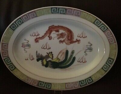 *Antique 19th Century Imari*Porcelain Tray | Plate | Platter* VERY RARE*