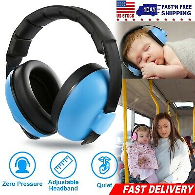 Baby Hearing Protection Earmuff Toddler Noise Cancelling Ear Protection Headset
