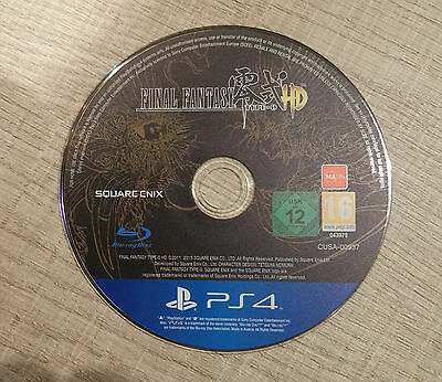 PS4 - Final Fantasy type 0 HD sólo disco