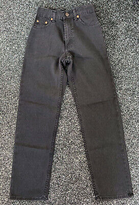 "Levi's Boys Jeans ""Warry"" Black Age 10 Years New"