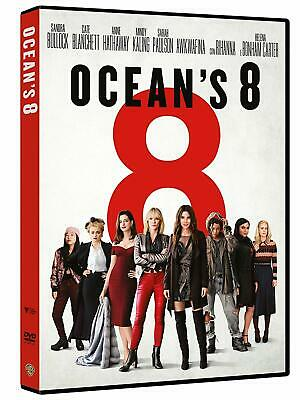 Ocean's Eight   (DVD) Nuovo Originale e sigillato
