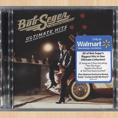 +1 BONUS TRACK---> BOB SEGER Ultimate Hits: Rock and Roll Never Forgets 2CD 0610