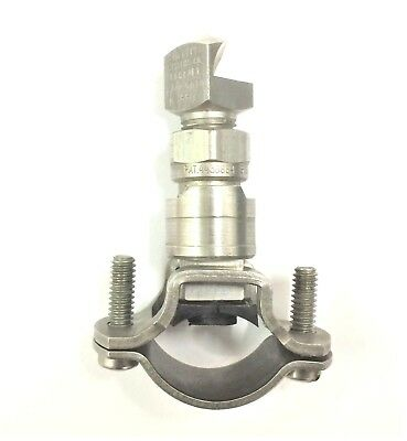 Flat Jet Spray Nozzle 1/4P 5010 Stainless Steel