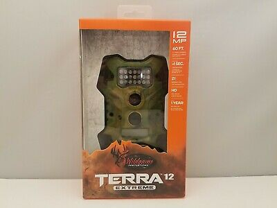 Wildgame Innovations Terra 12 Extreme Digital Game Scouting Camera | TX12i34W-8