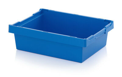 Reusable Containers 60x40x17 Storage Box Stacking Crates Campingbox Camping Box