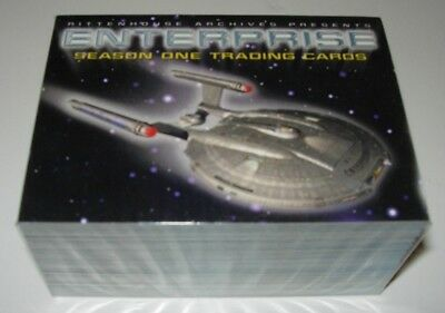 Star Trek Enterprise Season One Base Set