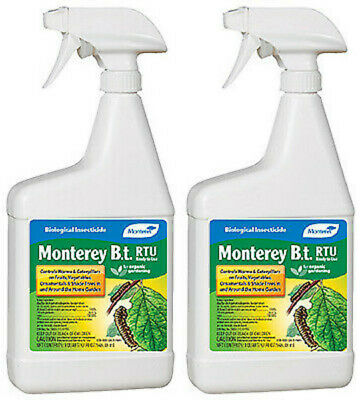 MONTEREY BACILLUS THURINGIENSIS RTU Insecticide For Fruits