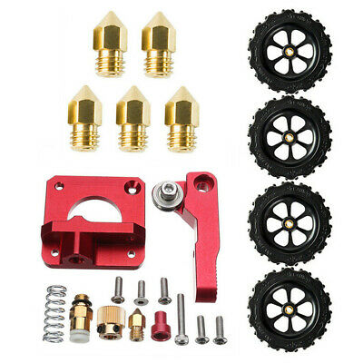 Replacement Extruder kit Parts Upgrade Leveling Nozzles Acrylic For Ender 3 Pro