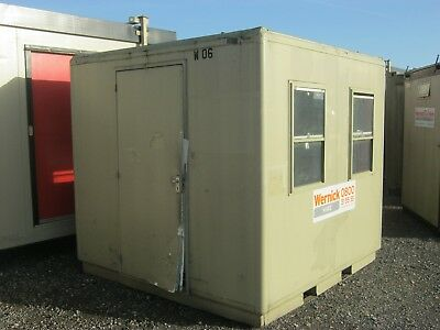 Portable building, site office, ticket, gatehouse, Southampton, £875 Plus VAT