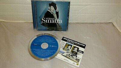 Frank Sinatra - Ultimate Sinatra CD -  Unsealed Never Used- Free Shipping