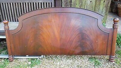 Mahogany Bed Head Solid mahogany bed head size length 64'x28.5