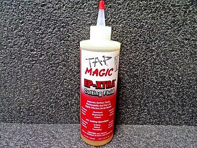 Cutting Oil, 16 oz, Squeeze Bottle, EP-Xtra TAP MAGIC, 10016E