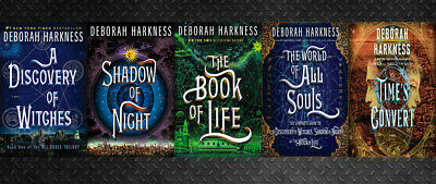 The ALL SOULS Series By Deborah Harkness (5 MP3 Audiobook Collection)