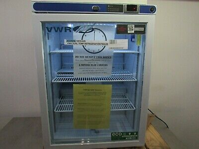 VWR Fridge/Freezer Stack Dual Temp 7 Cubic Ft [8380-51-0338]