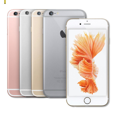 Apple iPhone 6s 16GB 64GB 128GB, LTE CDMA/GSM Unlocked