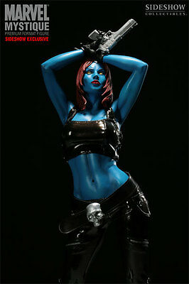 Sideshow Mystique Exclusive Premium Format Statue X-Men #656/800 Sold Out