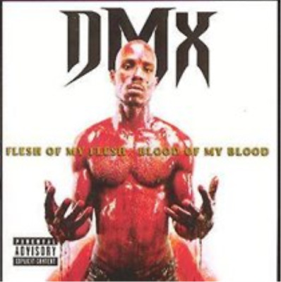 DMX-Flesh of My Flesh, Blood of My Blood (UK IMPORT) CD NEW