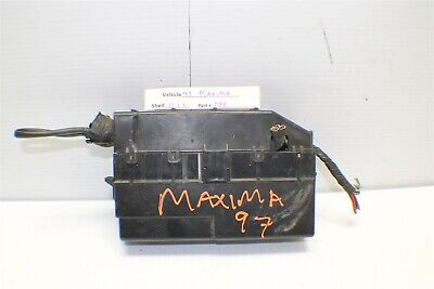 1997 nissan maxima fuse box junction relay unit module 86 14l4