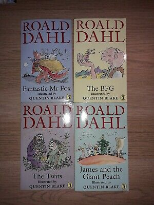 Roald dahl book Bundle